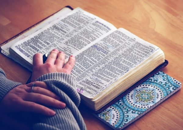 One place to go to hear the voice of God is to the Bible.