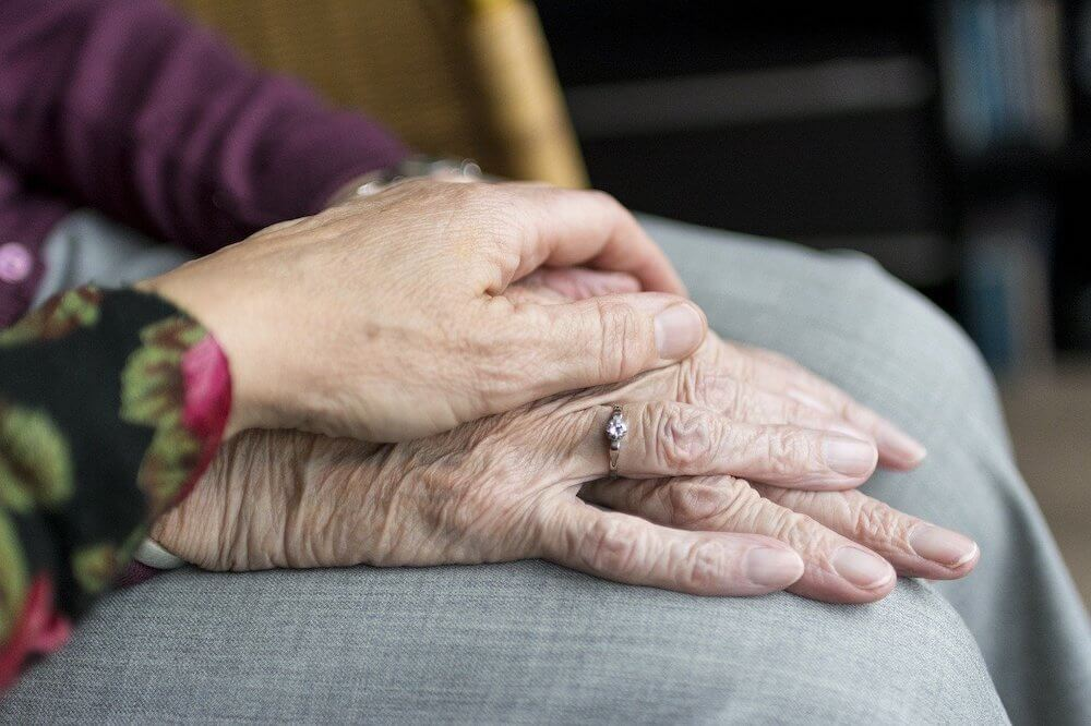 A Special Prayer for Caregivers of Aging Parents